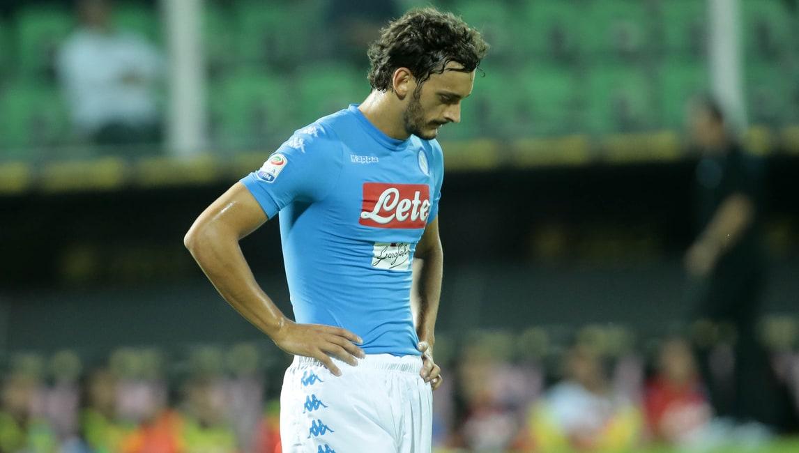 Napoli: Gabbiadini, chance a Bologna per tornare a sorridere