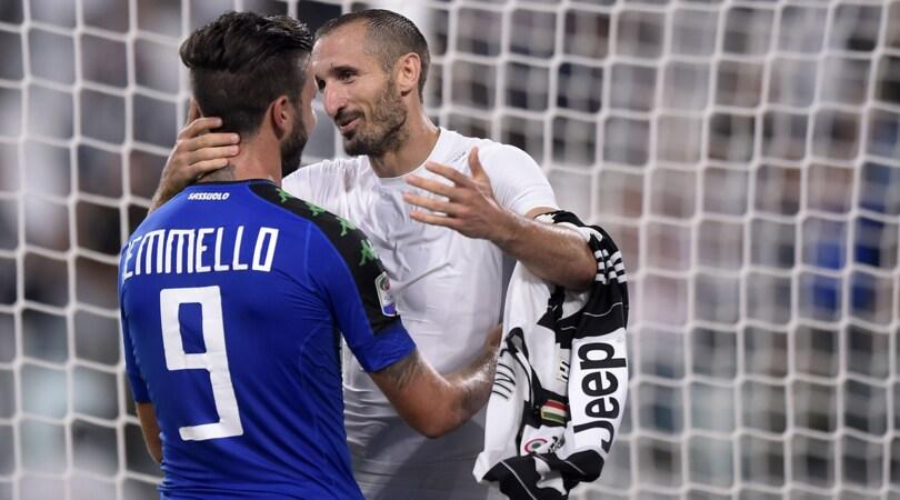 Moviola Serie A, in Juve-Sassuolo mancano due rigori