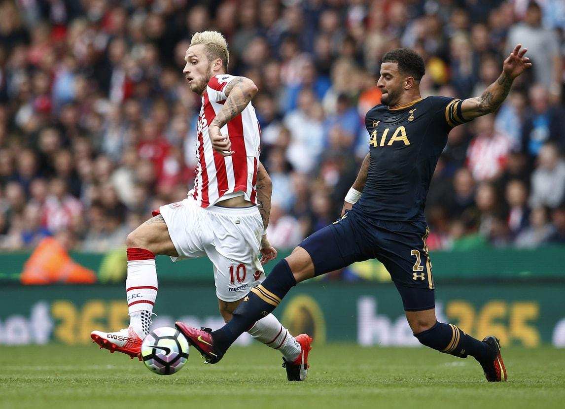 Calciomercato: «Il Tottenham allunga il contratto a Walker»