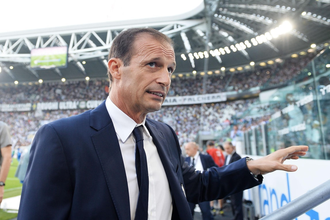 Juventus, prudenza Allegri: «Mai accontentarsi»