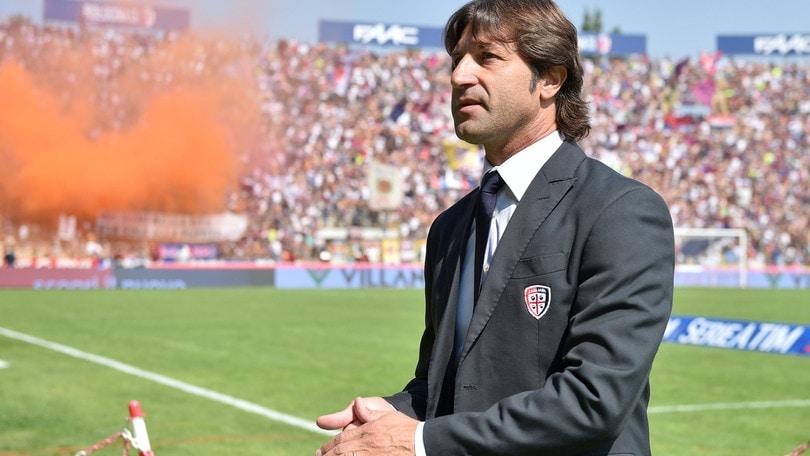 Serie A Cagliari, Rastelli: «La partita l'abbiamo fatta noi»