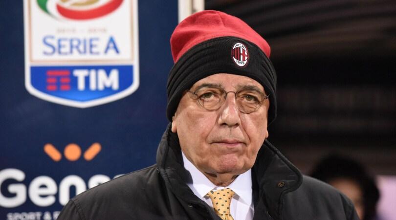 Milan, Galliani: «Gestirò fino al closing, poi tocca agli altri»