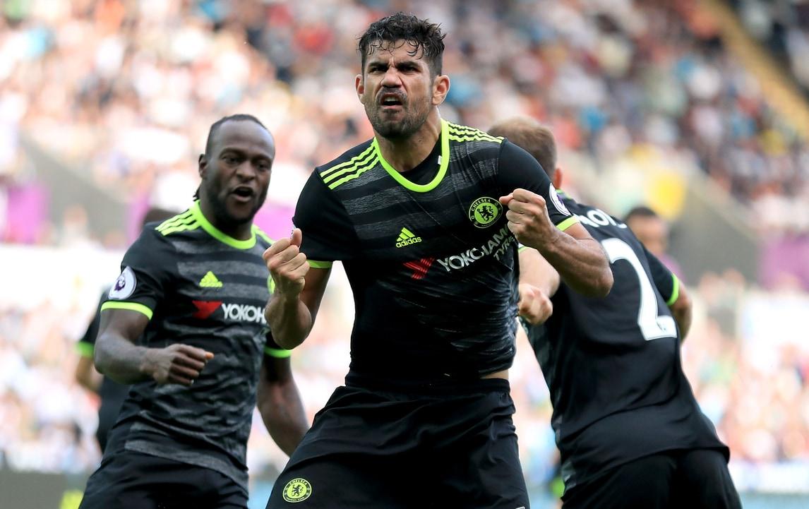 Swansea-Chelsea 2-2, Conte frena contro Guidolin