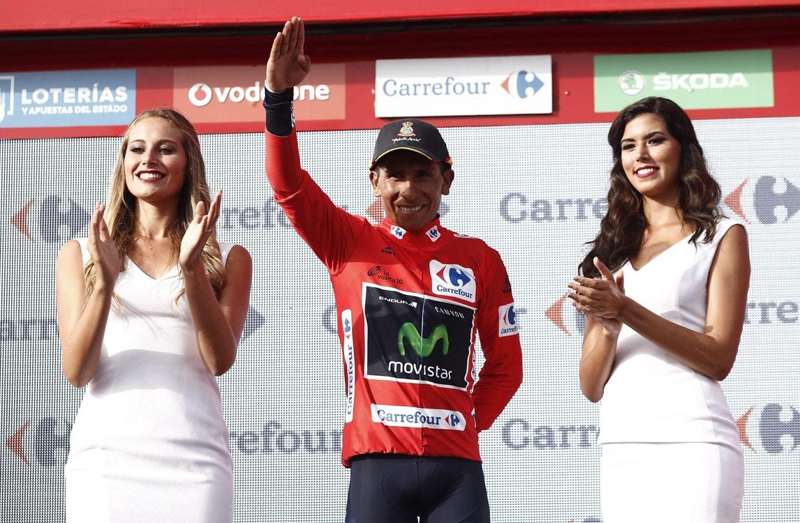 Ciclismo, alla Vuelta trionfo di Quintana