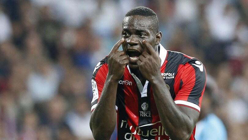 Ligue 1, Balotelli esordio show: doppietta al Marsiglia. Guarda i gol