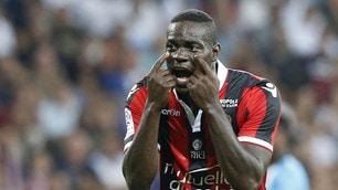 Balotelli, esordio da bomber: subito doppietta in Ligue 1!