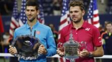 Us Open, Djokovic ko, Wawrinka re di New York