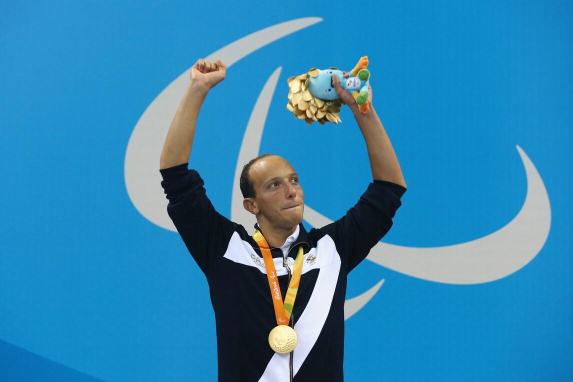 Paralimpiadi, Nuoto: Morlacchi è il primo oro azzurro