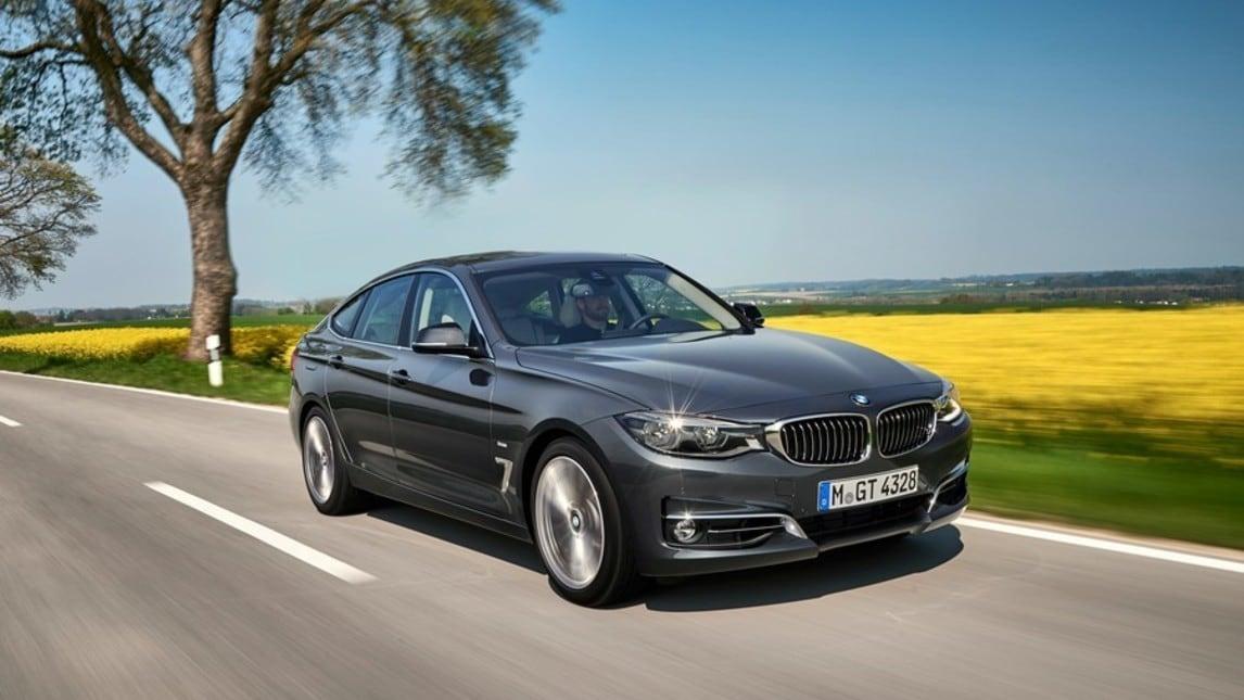 BMW Serie 3 GT, ritocchi al Salone di Parigi