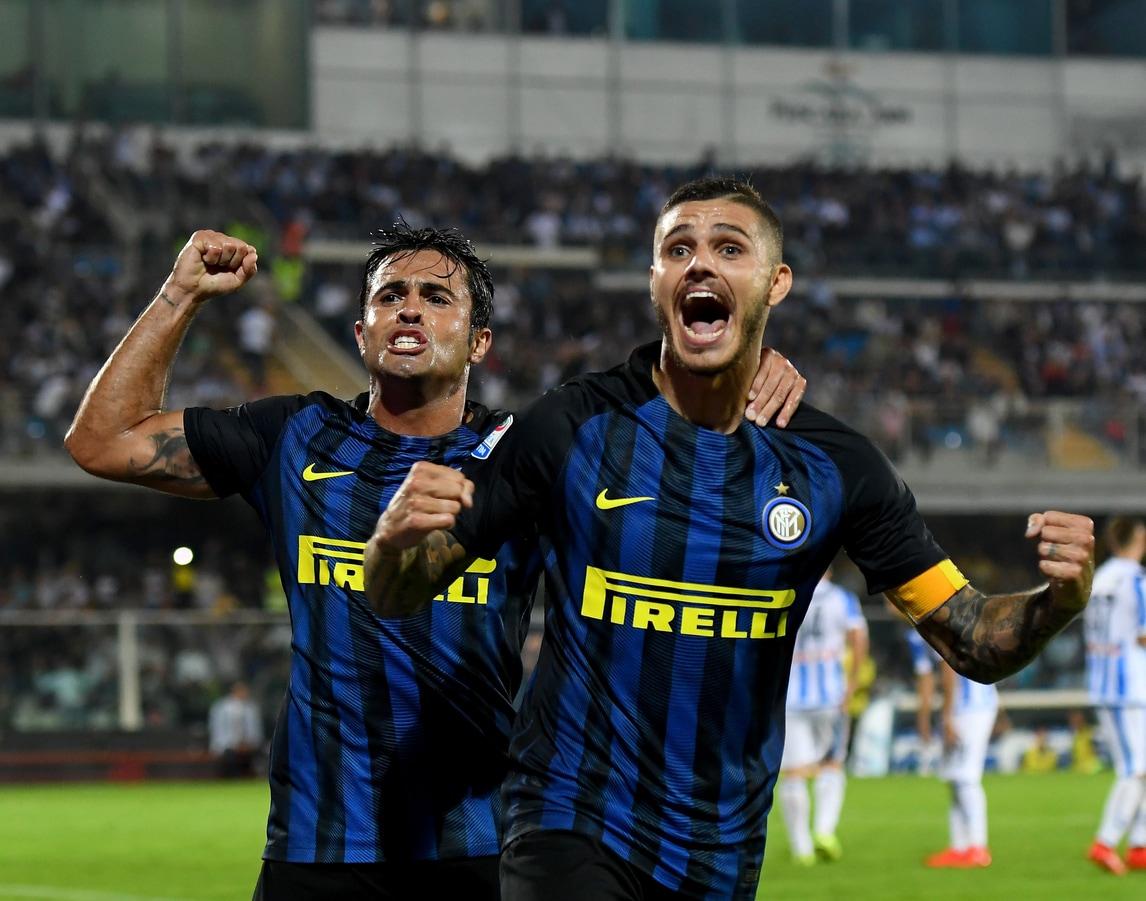 Serie A, capocannoniere: si accende la sfida Icardi-Higuain