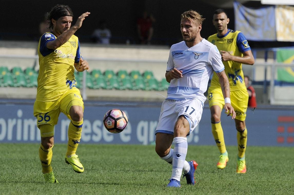 Serie a Lazio, Immobile: «Dzeko più grosso di me. Lasciarsi cadere così...»