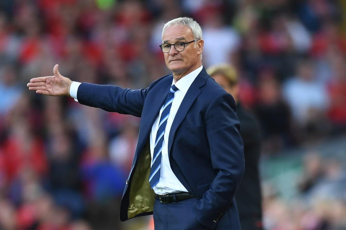 Champions, Ranieri: «Il Leicester vuole divertire. Ma non illudiamo nessuno»