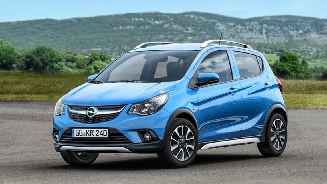 Opel Karl Rocks 2017: foto