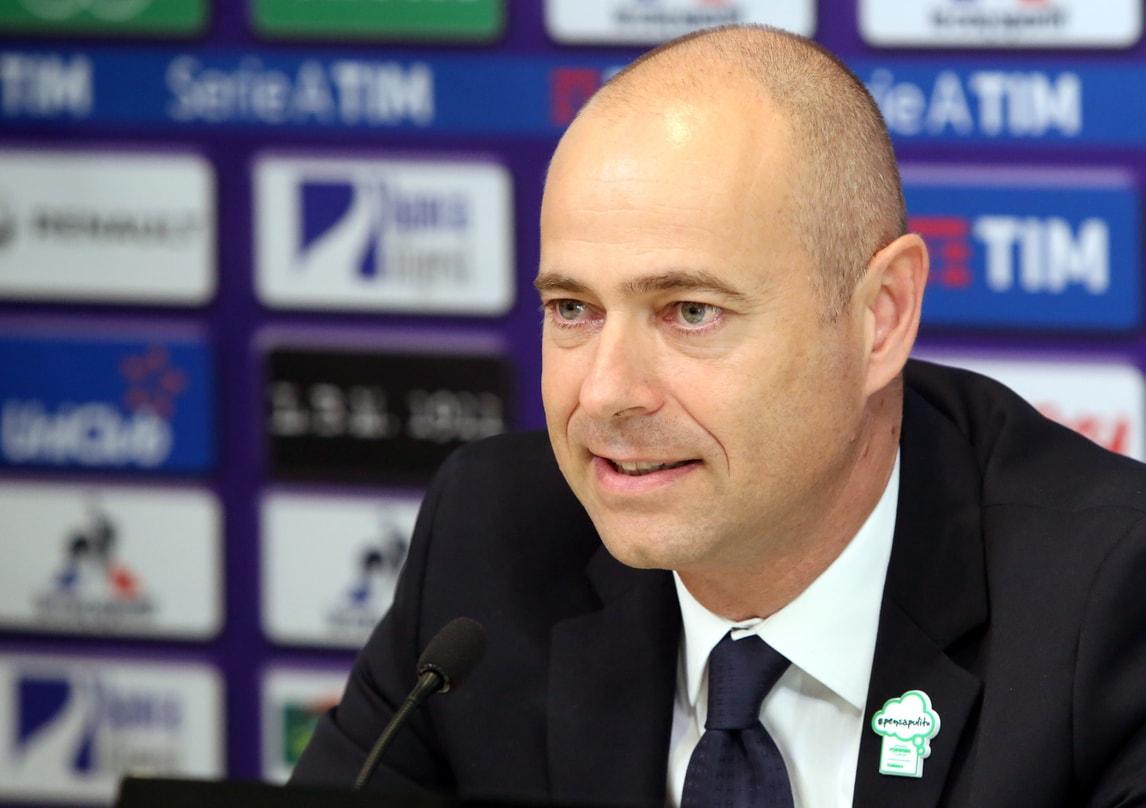 Serie A Fiorentina, Rogg: «Non sarà semplice recuperare la gara col Genoa»