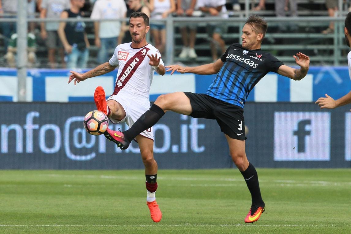 Serie A Torino, per Valdifiori contusione alla coscia