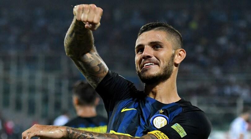 Icardi, l'Inter è tutta sua: numeri da fuoriclasse