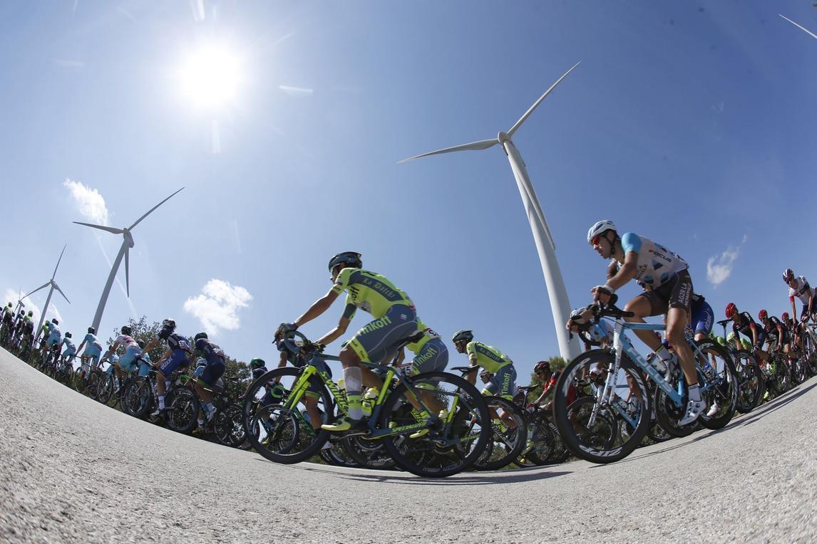 Ciclismo, Tour China: quarta tappa a De Marchi