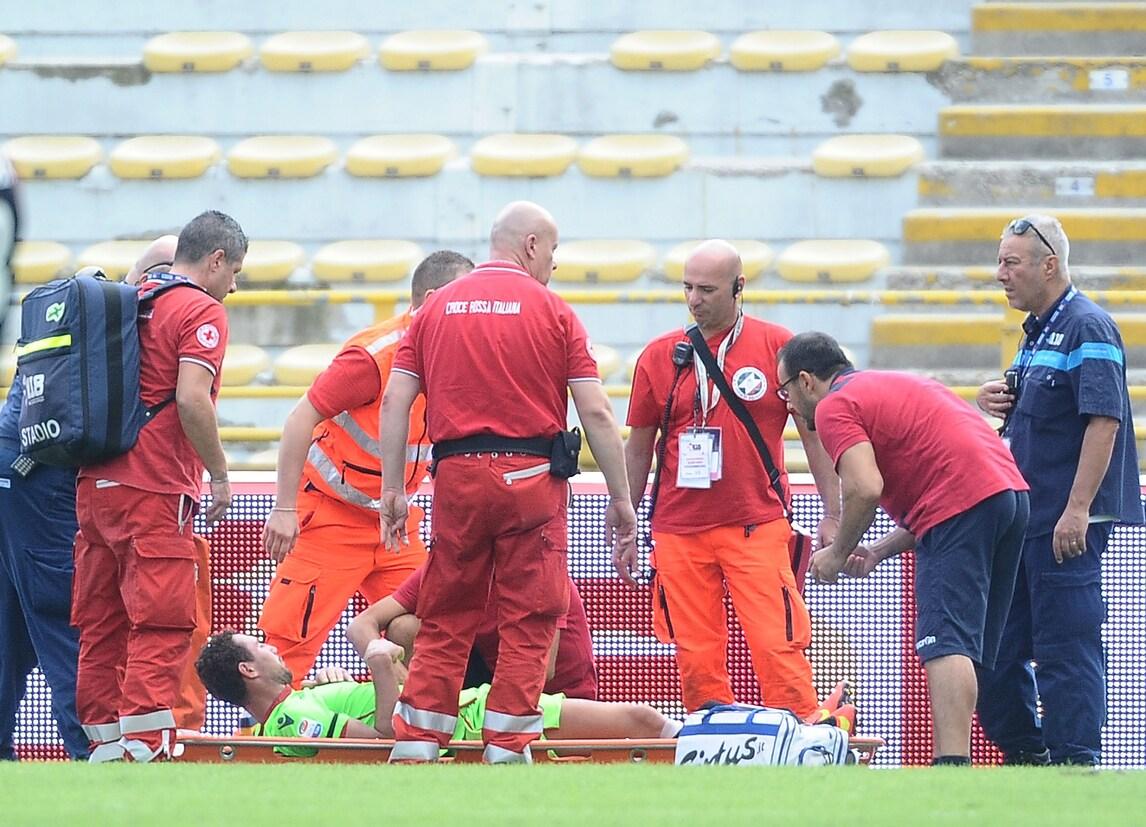 Serie A Cagliari, Ionita intervento ok. Torna tra quattro mesi