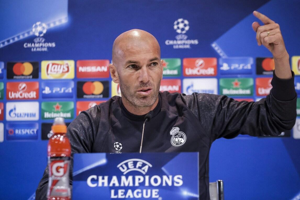 Champions League Real Madrid, Zidane: «Non so se Cristiano Ronaldo ha 90' nelle gambe»