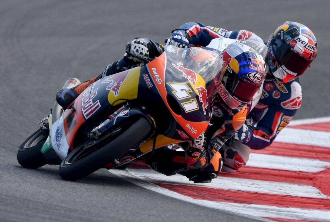 Moto2, Binder e Oliveira con il team Red Bull Ajo