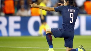 Champions League, Psg-Arsenal 1-1: Sanchez risponde a Cavani