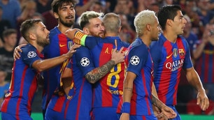 Champions League, Barcellona-Celtic 7-0: blaugrana insaziabili!
