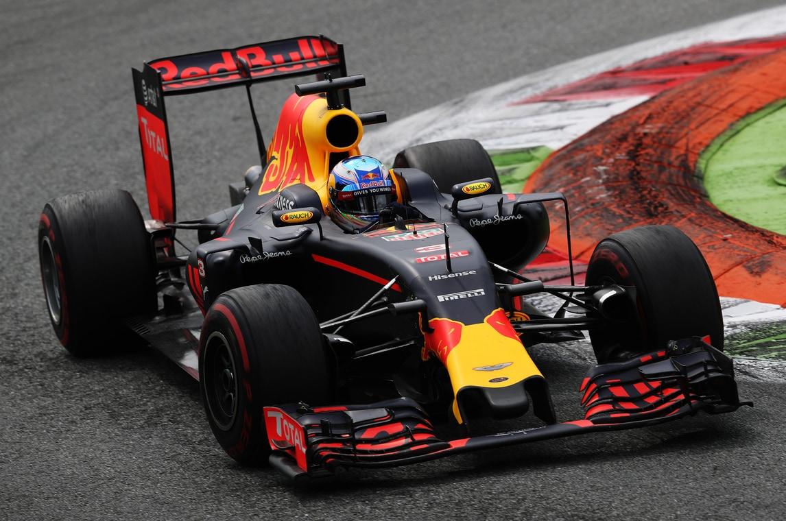 F1, Red Bull al lavoro per il 2017