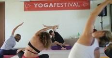 Arriva a Roma l'essenza dello yoga