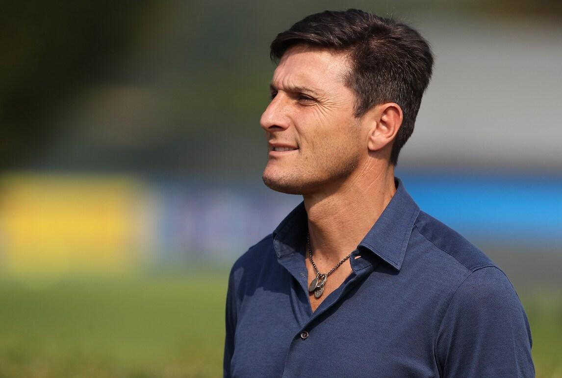 Serie A Zanetti: «E' la passione il segreto di Totti»