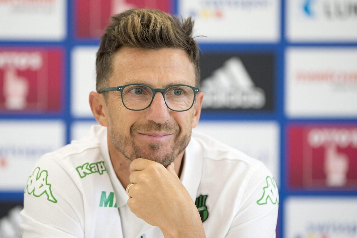Europa League Sassuolo, Di Francesco: «Avremo un grande approccio»