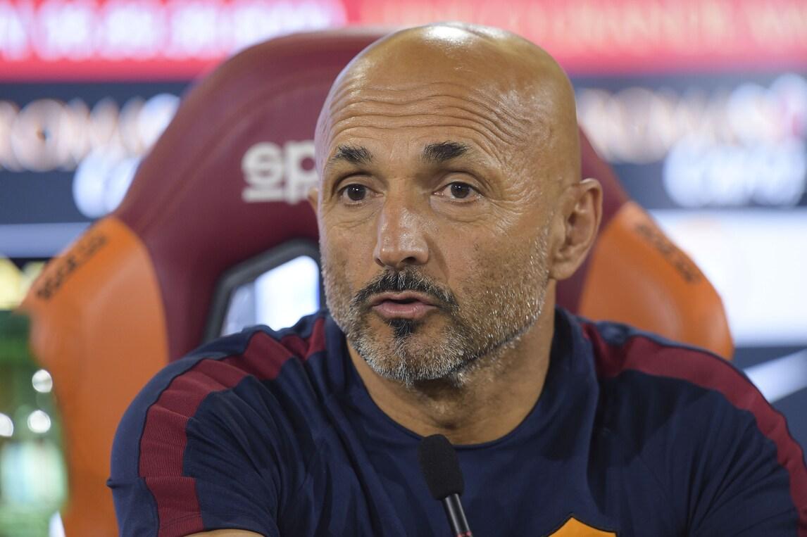 Europa League, Spalletti: «Totti è un genio, ma non posso promettere che giocherà»