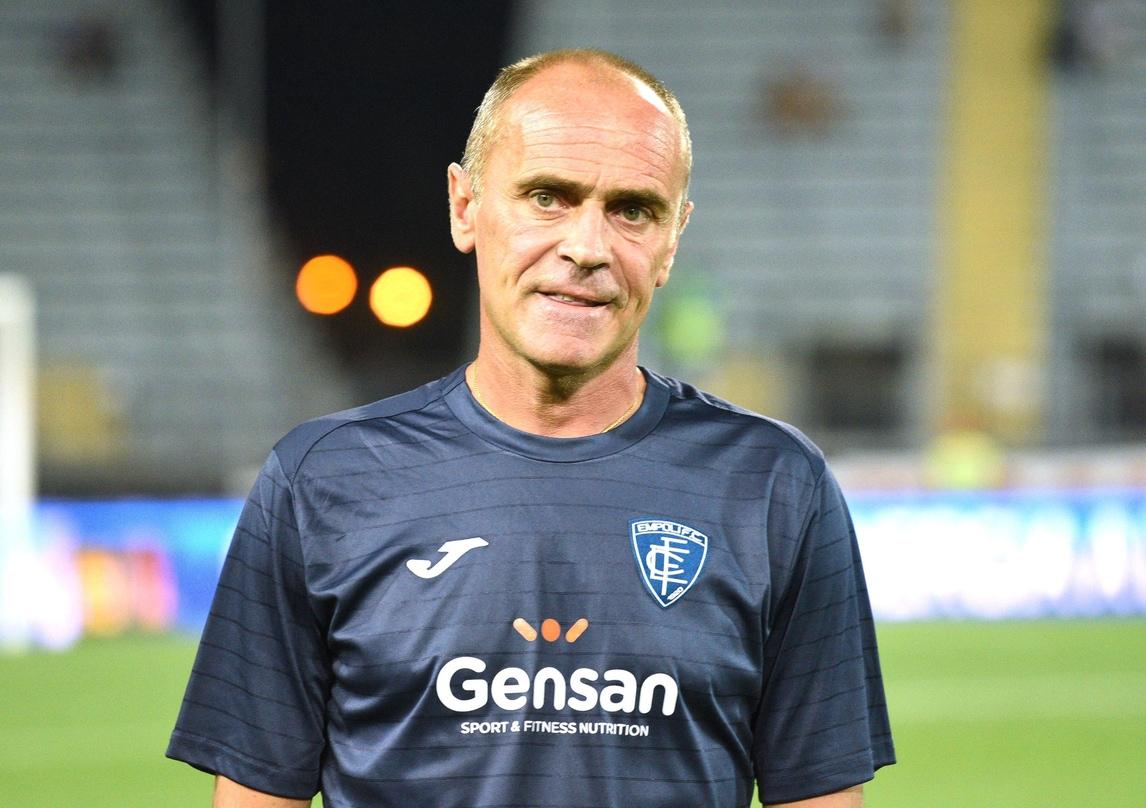 Serie A Empoli, Martusciello: «C'è attesa per la partita con l'Inter»