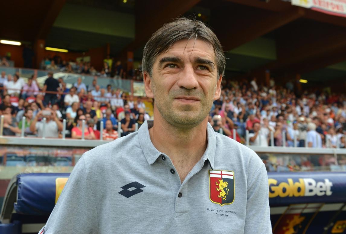 Serie A Genoa, Juric: «Napoli e City più bel calcio d'Europa»