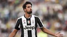 Khedira: «Juventus travolgente col Siviglia. Ora sotto con l'Inter»