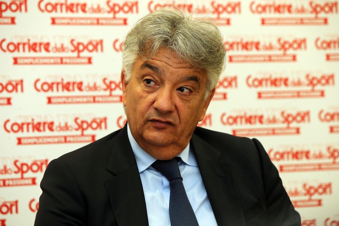Serie A Crotone, Vrenna: «Allo Scida la gara con il Napoli»