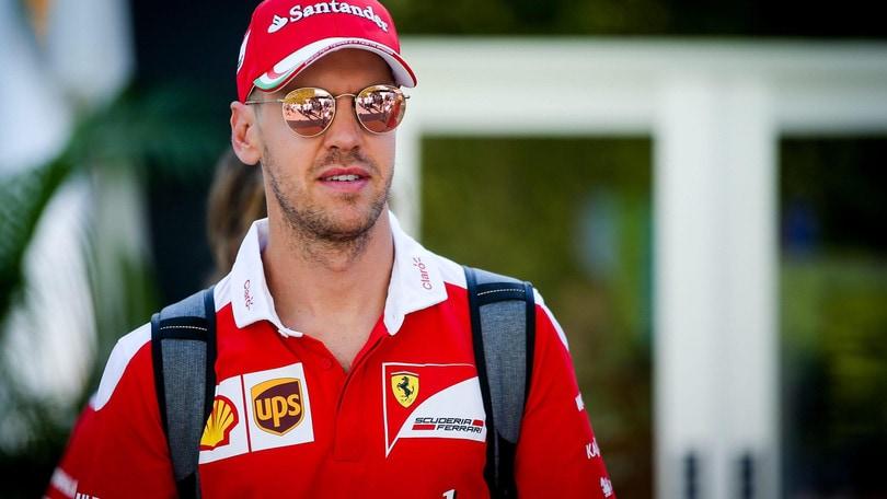 F1 Singapore, Vettel: «Non è stata una stagione terribile»