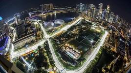 F1, c'è il Gp di Singapore: la Ferrari vuole sognare sotto le stelle