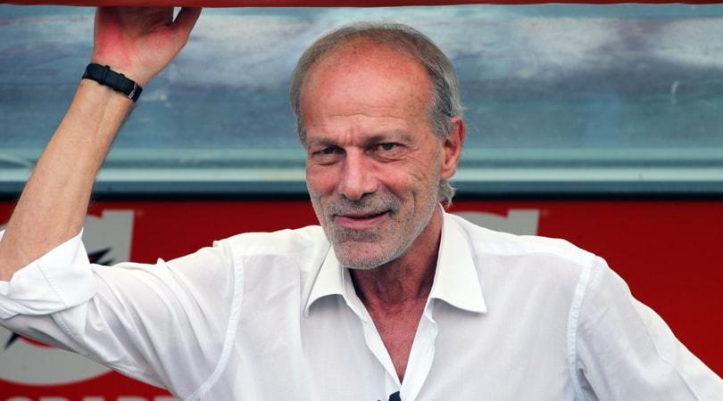 Sabatini: «Spalletti ha in testa la Roma»