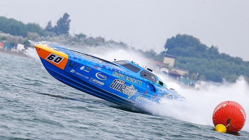 Trofeo città di Chioggia: esordio bagnato al Grand Prix of Italy