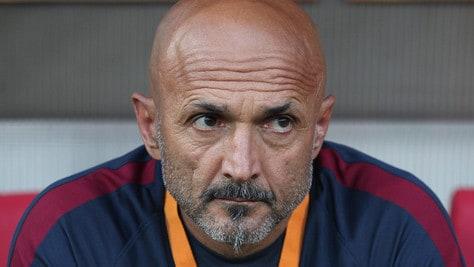 Plzen-Roma, Spalletti: «Iturbe rimandato. Scuso solo Gerson»