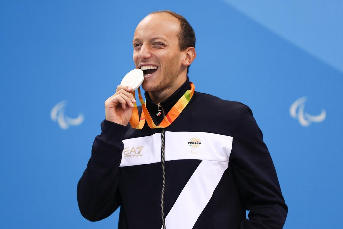Paralimpiadi: Nuoto; Morlacchi argento nei 100 farfalla S9