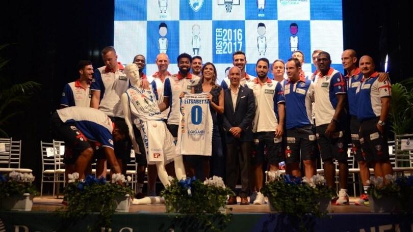Basket Serie A, la Canalis madrina di Sassari