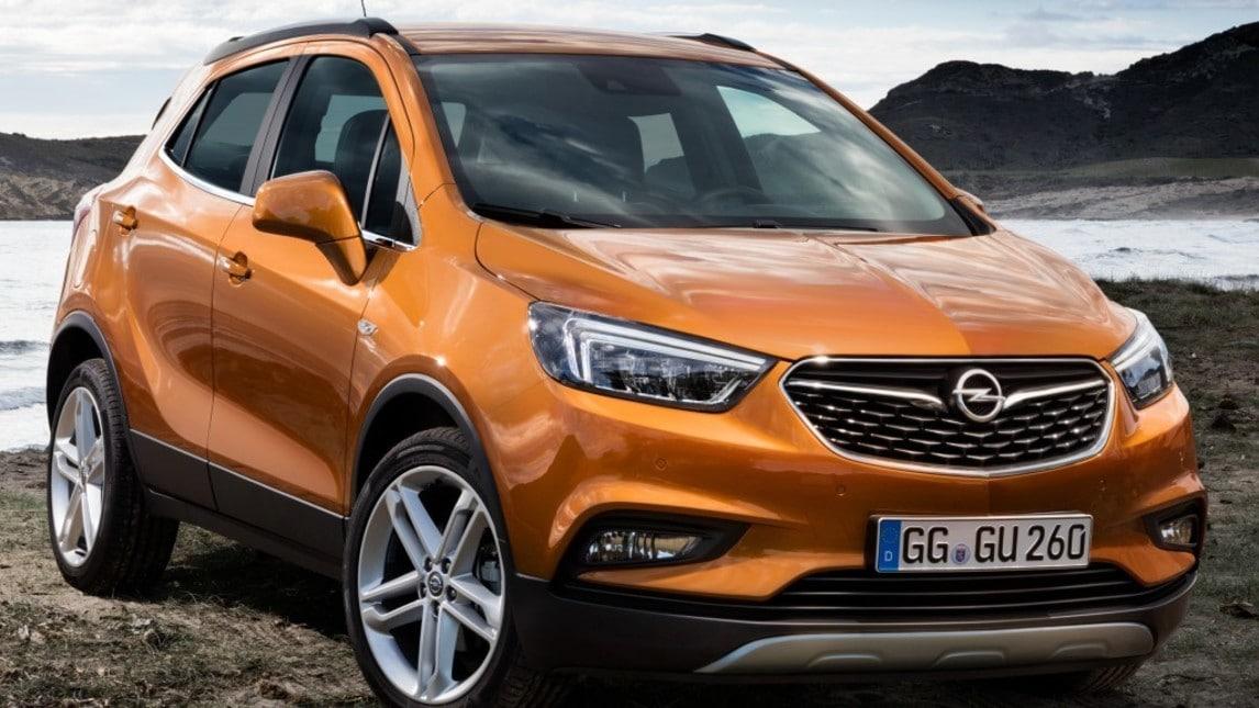 Opel Mokka X, foto e prezzi