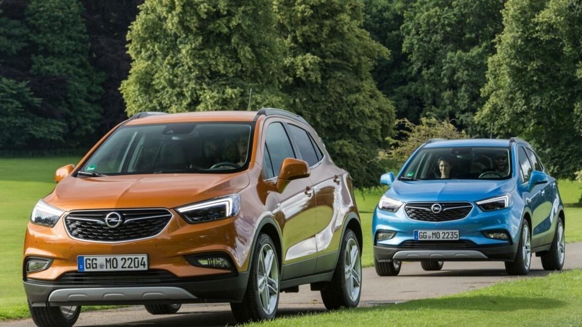 Opel Mokka X, l'angelo custode è di serie: la prova