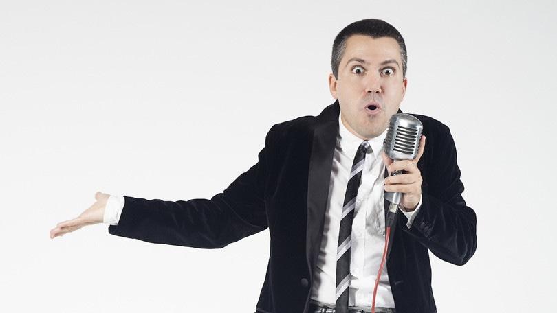 Lo stand un comedy di Saverio Raimondo al Quirinetta