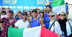 Beach Volley: World Tour Finals, prima vittoria per Ranghieri-Carambula