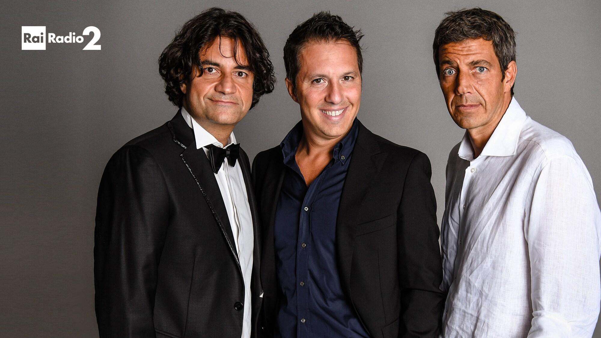 Radio2, con l'Italia nel pallone' torna lo sport in radio