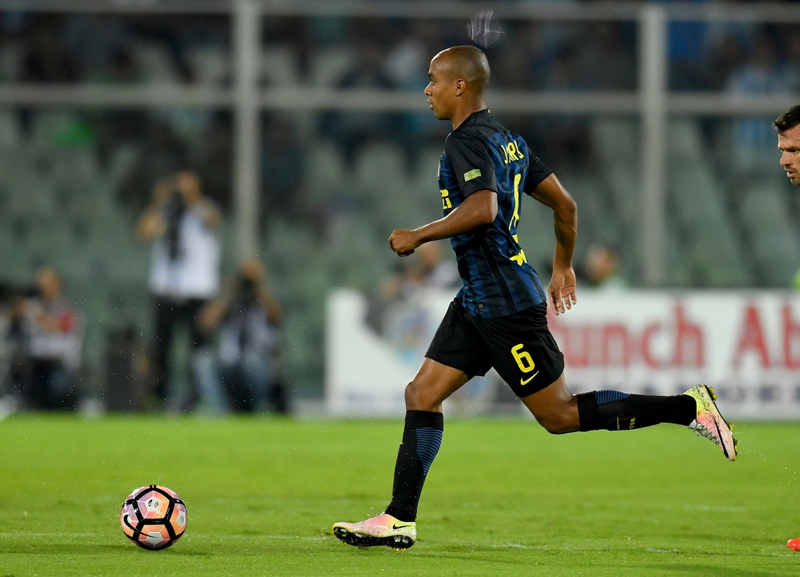 Serie A Inter, Joao Mario: «L'atmosfera resta positiva»