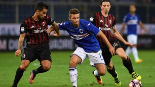 Serie A, Sampdoria-Milan 0-1: sblocca Bacca
