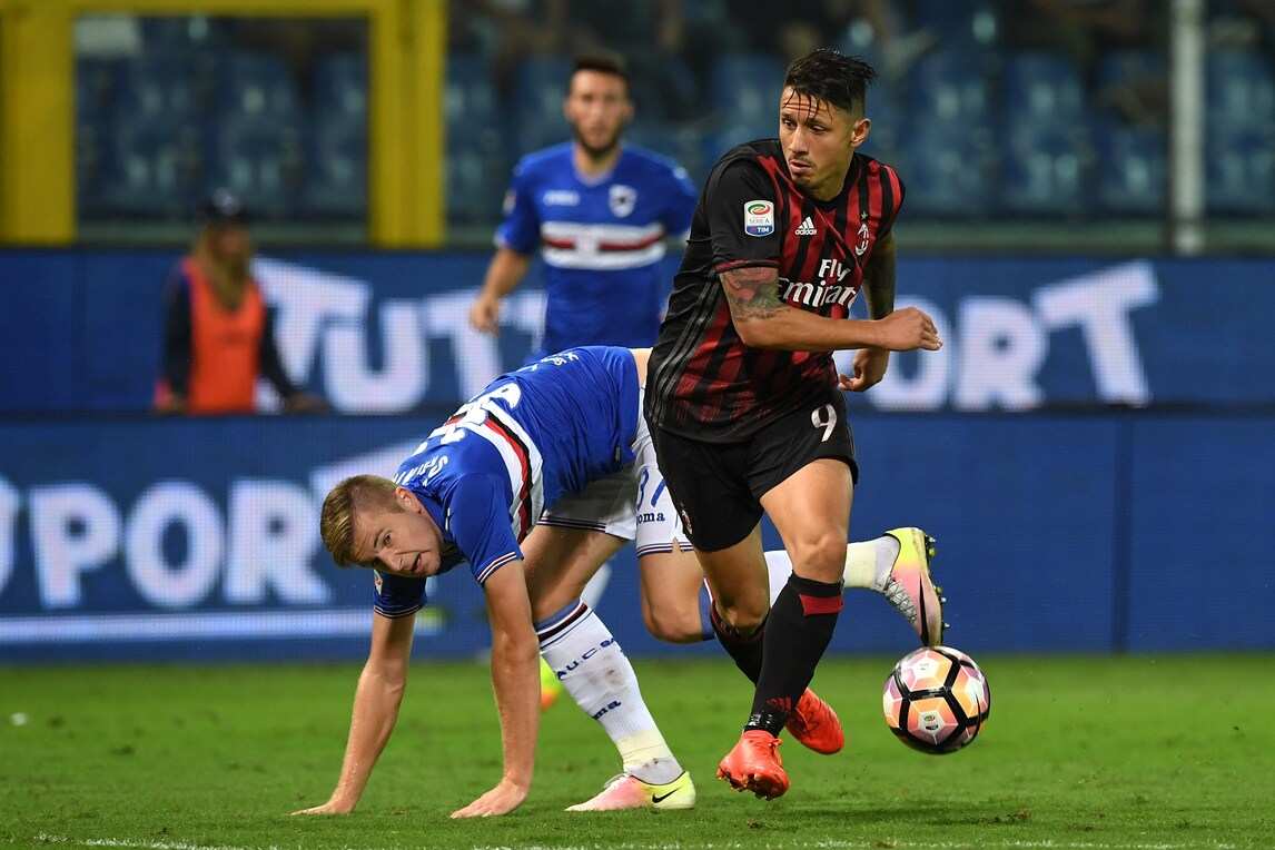 Serie A, Lapadula: «Ho voluto fortemente il Milan»